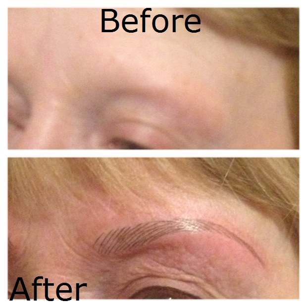 Semi Permanent Makeup 3d Eyebrow Calis Beauty Clinic Cork